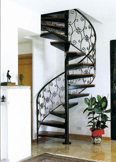 Металлические лестницы в Минске